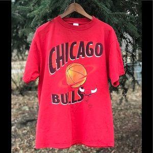 Logo 7 Vintage Chicago Bulls tee